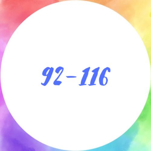 92-116- os méret