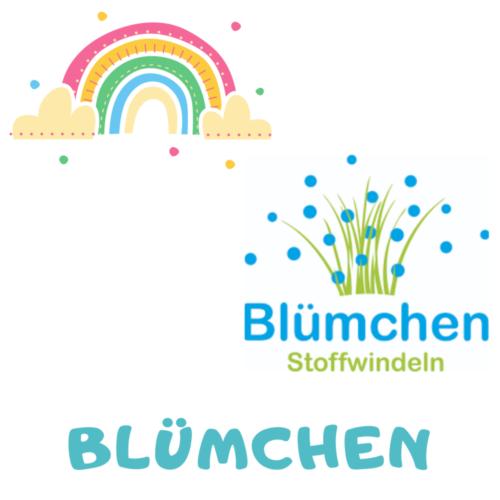 Blümchen- mosható pelenka