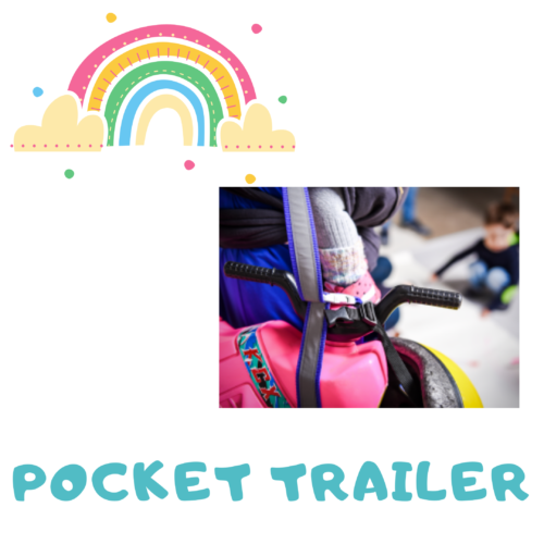 Pocket trailer