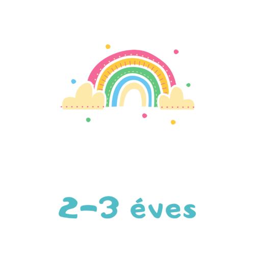 4 -es méret (2-3 éves)