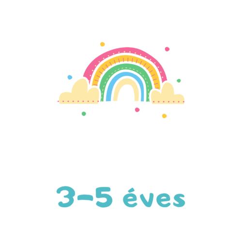 4+ os méret (3-5 éves)
